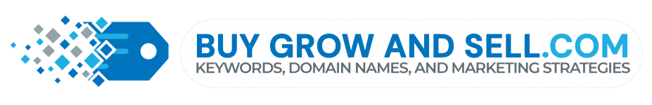 BuyGrowAndSell.comM Website Logo